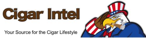 Cigar Intel website header logo