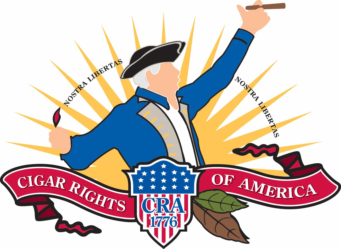 Cigar Rights of America logo