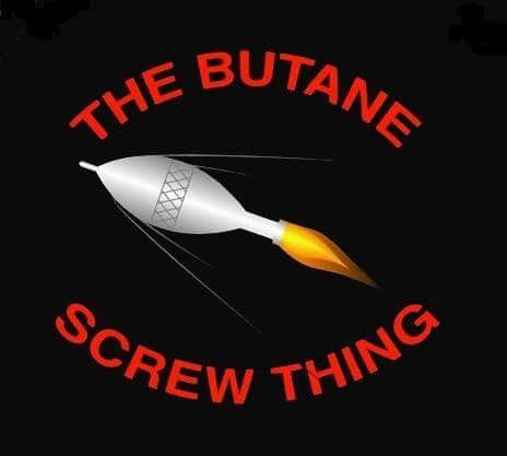 Butane Screw Thing Logo
