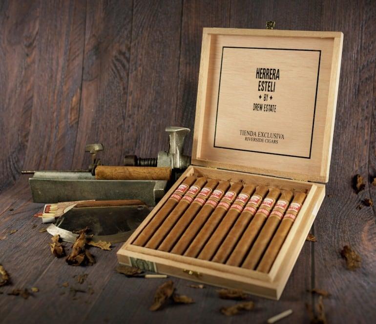Herrera Esteli by Drew Estate cigars