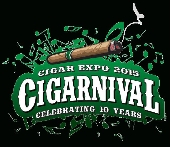 Cigarnival 2015 logo