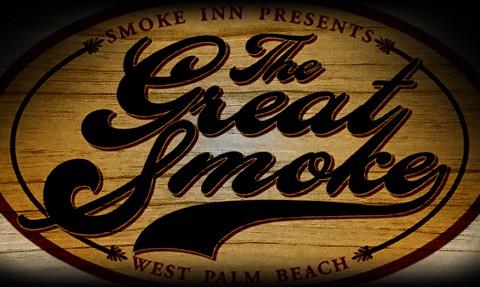 The Great Smoke logo