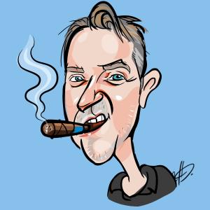c.gar Caricature