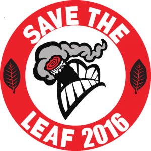 Save the Leaf 2016
