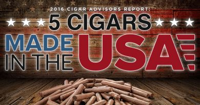 Made in the USA: 5 Great American Cigars