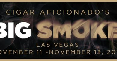 Big Smoke Las Vegas 2016