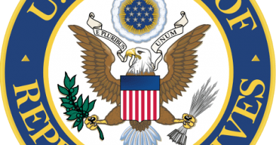 U.S. House of Representatives Logo
