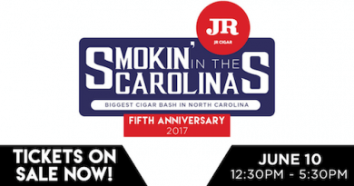 Smokin' in the Carolinas 2017