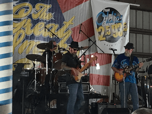 The Great Smoke-Blues Dragon Band