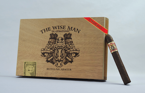 The Wise Man Maduro Box