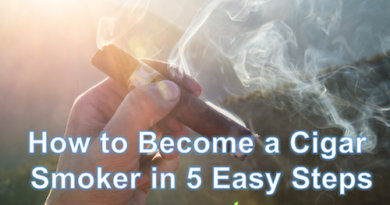 How to Become a Cigar Smoker