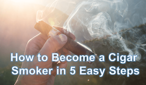 become a cigar smoker in 5 easy steps how to light a cigar