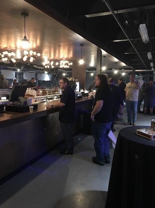 Smoklahoma-General Admission Bar