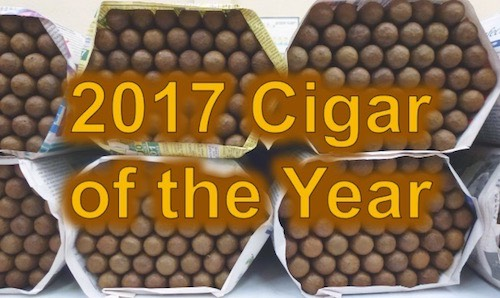 2017 Cigar of the Year