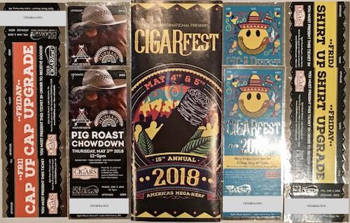 CIGARfest 2018