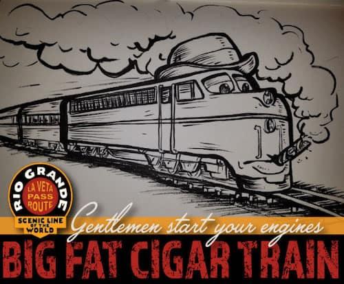 Big Fat Cigar Train
